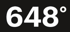648 градусов